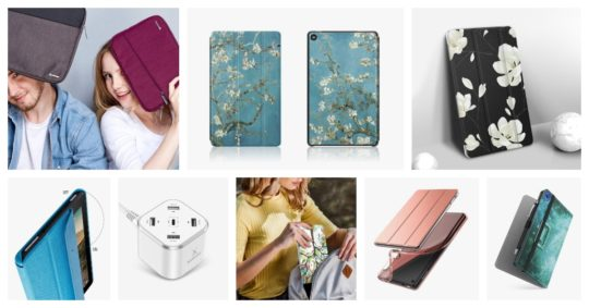 Amazon Fire 7, 2019 release - the best case covers, sleeves, and accessories