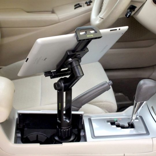 Amazon Fire 7 car cup mount holder kit
