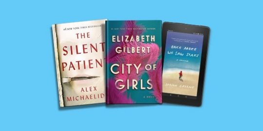 Amazon best books of 2019 so far announcement