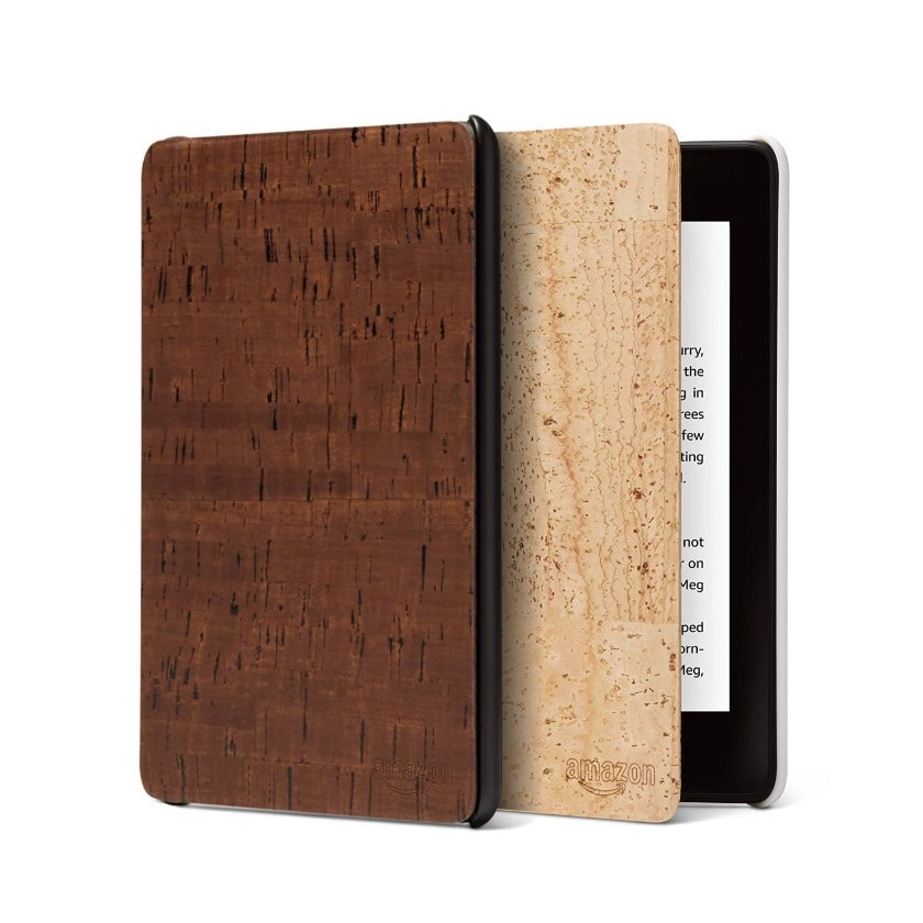 Amazon launches new Kindle cork cover made of natural cork