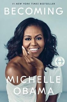 Becoming by Michelle Obama - one of the best Kindle nonfiction books of 2019 so far