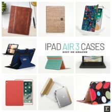 20 unique iPad Air 3 (2019) case covers that you can find online