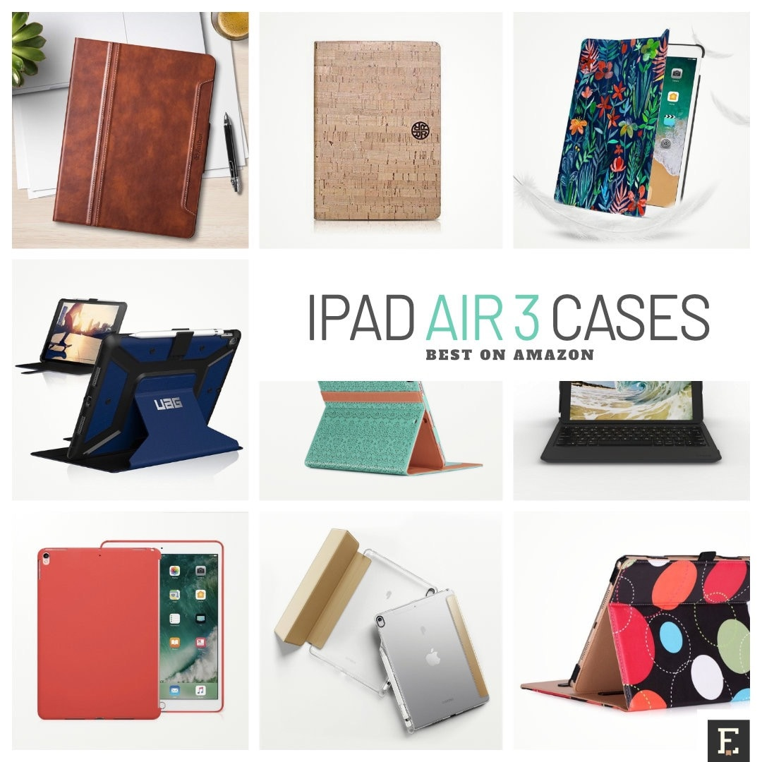 Best Apple iPad Air 3 2019 cases on Amazon - a quick roundup