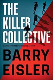 Best Kindle books 2019 - The Killer Collective by Barry Eisler