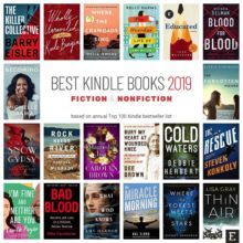 18 best fiction and nonfiction Kindle books of 2019 so far