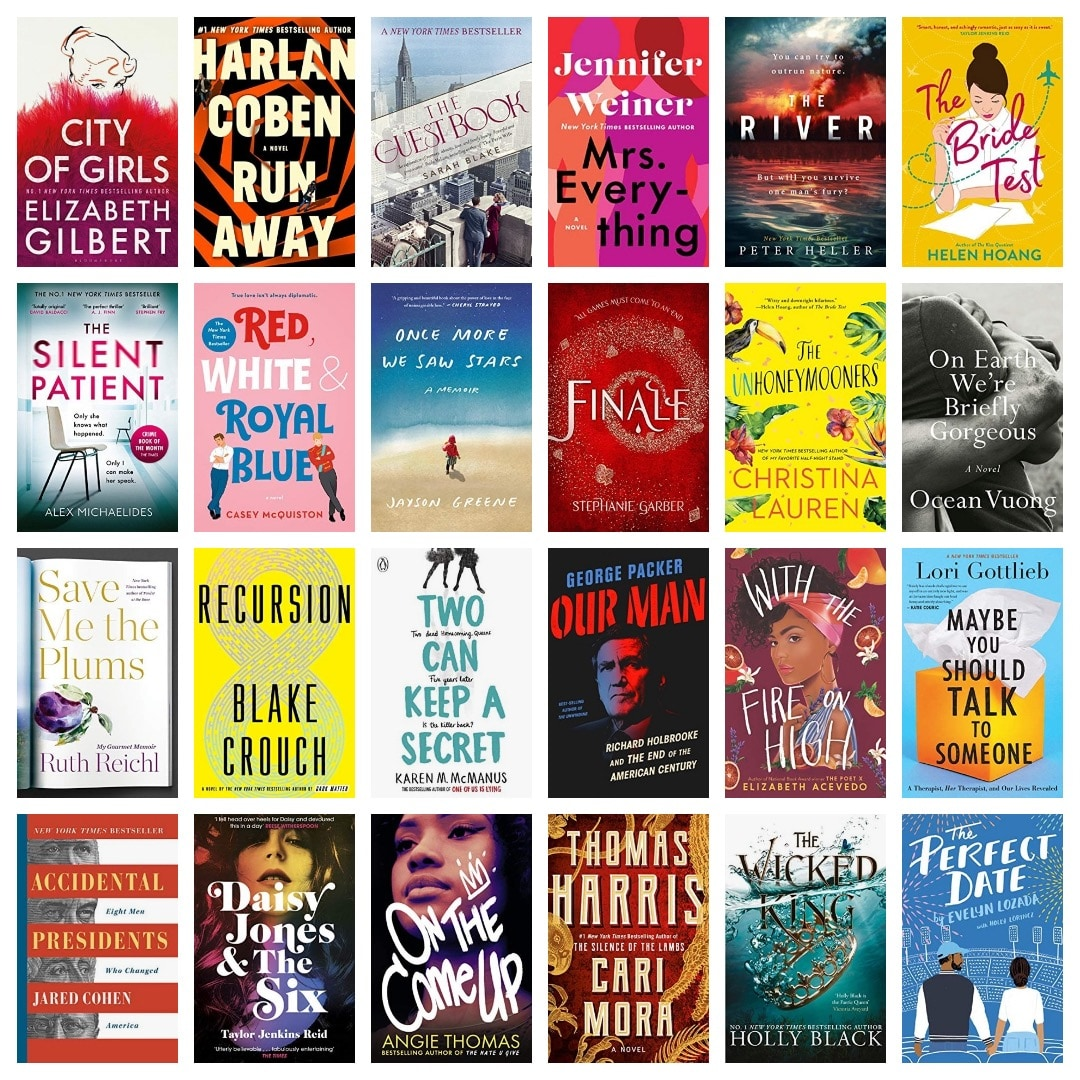 Best books of 2019 so far in five popular genres