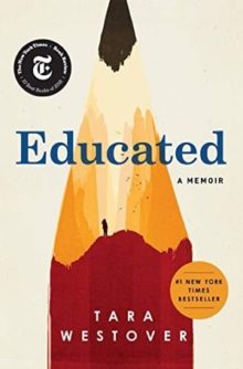 Best nonfiction Kindle books of 2019 - Educated by Tara Westover