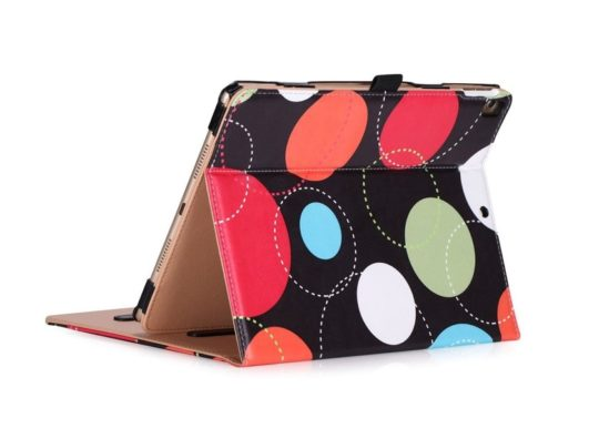 Designer premium iPad Air stand folio case