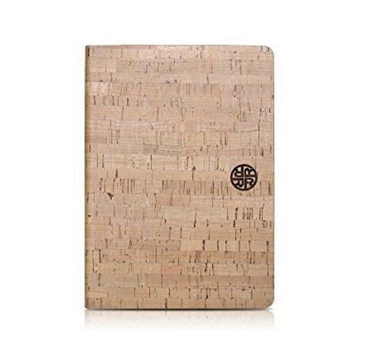 Eco-friendly cork folio case - best iPad Air case covers on Amazon