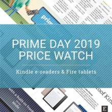 Kindle and Fire prices - Amazon Prime 2019
