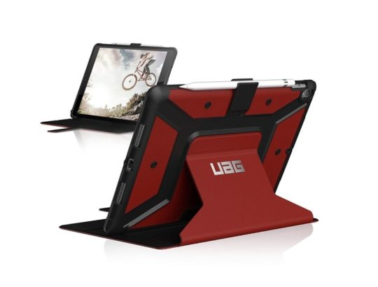 Military grade iPad Air heavy-duty stand cover