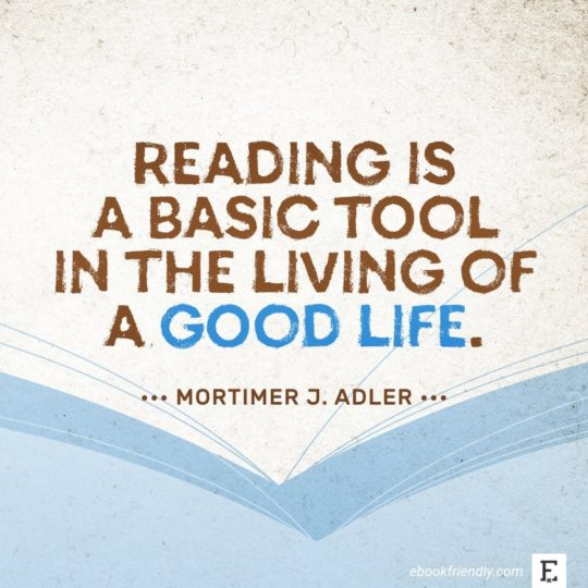 Mortimer J. Adler - best quotes on the importance of books