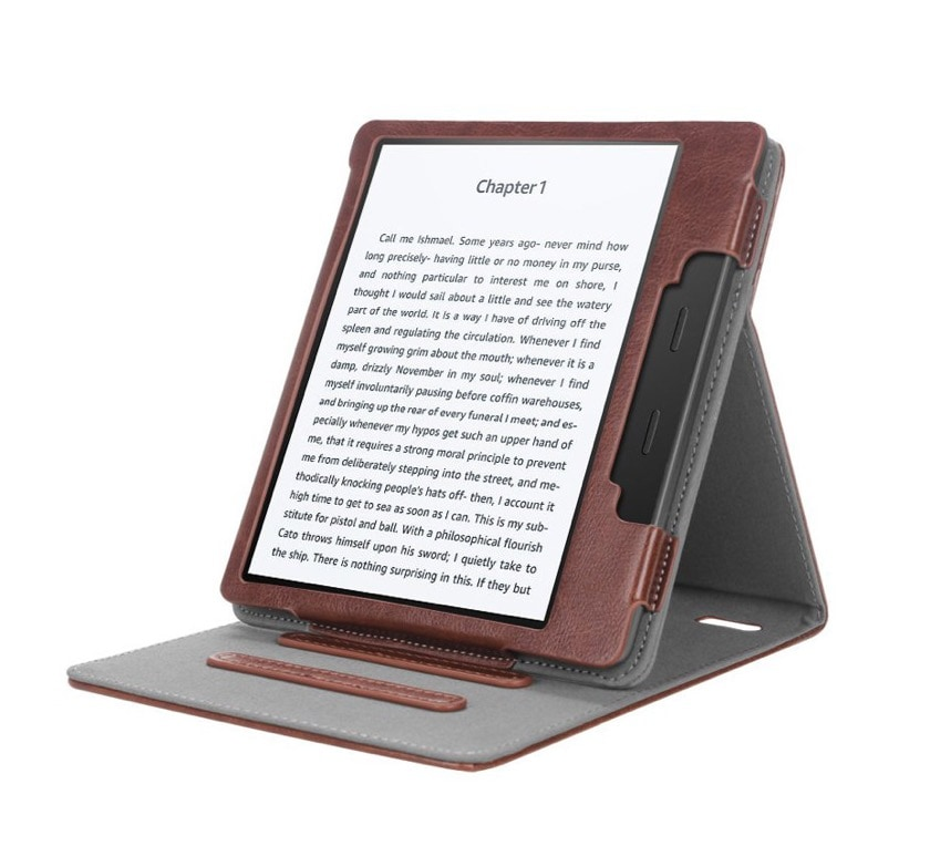 Multi-angle Kindle Oasis 2019 stand case