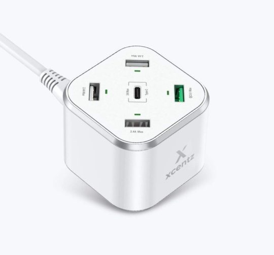 Multi-port smart charger for Amazon Fire tablet