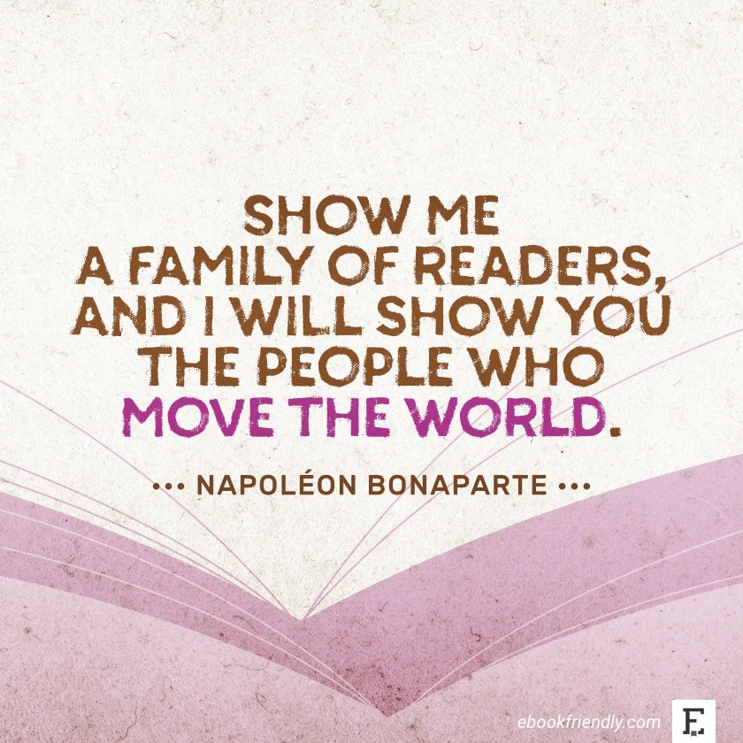 Napoleon Bonaparte - best quotes on the importance of books