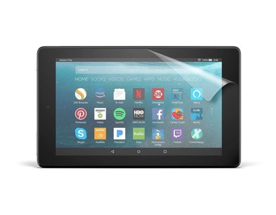NuPro - best Amazon Fire 7 screen protector
