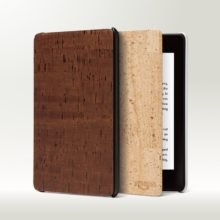 Original Amazon water-safe cork cover for Kindle Paperwhite