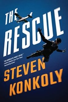 Steven Konkoly - The Rescue - one of the best 2019 books for Kindle