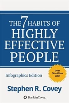 The 7 Habits of Highly Effective People by Stephen R. Covey - nonfiction 2019 best sellers for Kindle