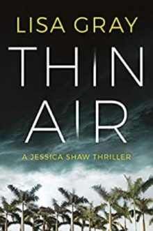 Thin Air by Lisa Gray - Best selling fiction for Kindle in 2019