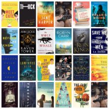 Get these 75 hot summer reads from Goodreads for freezing low prices