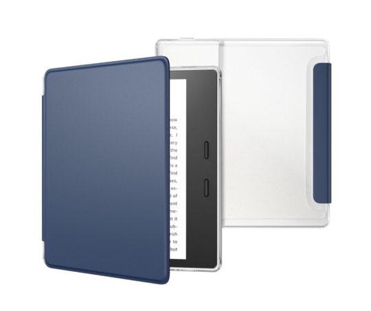 Translucent frosted back Kindle Oasis 3 case