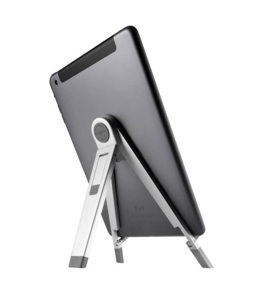 Travel iPad stand from Twelve South