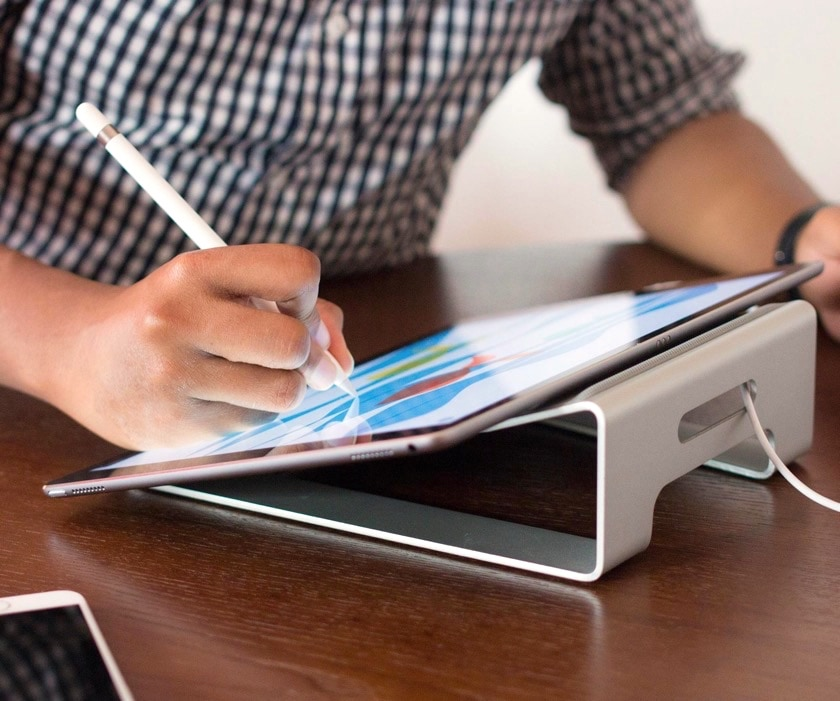 iPad Pro 12.9 design stand from Twelve South