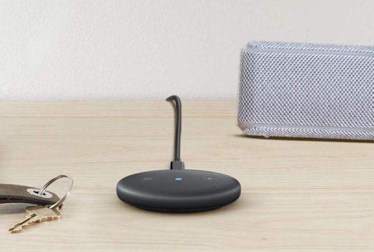 Echo Input Alexa-enabling device