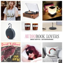 17 most exciting gifts to give audiobook lovers for every occasion