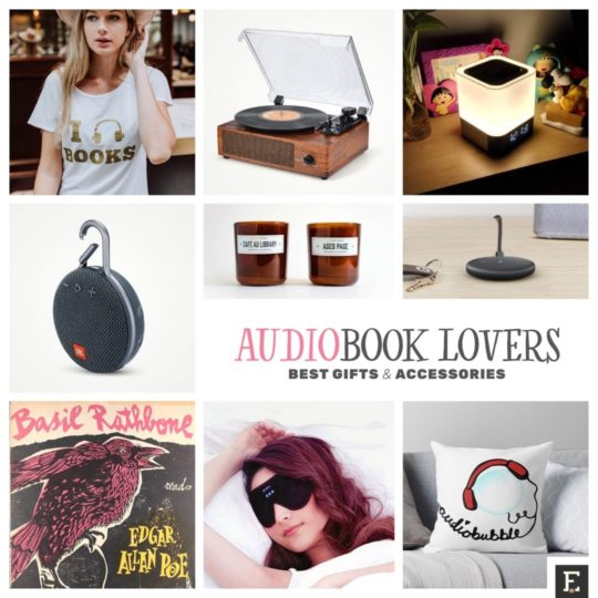 Best gifts for audiobook lovers