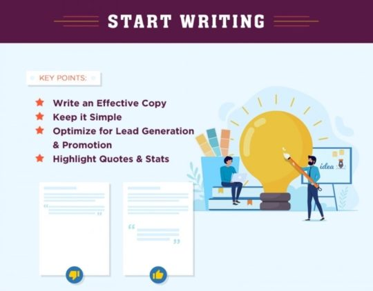 How to create promote and sell and ebook - start writing
