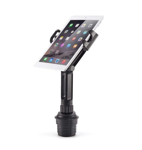 iKross stable car cup holder for Apple iPad and other tablets