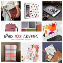 14 best third-party iPad 10.2 covers and sleeves