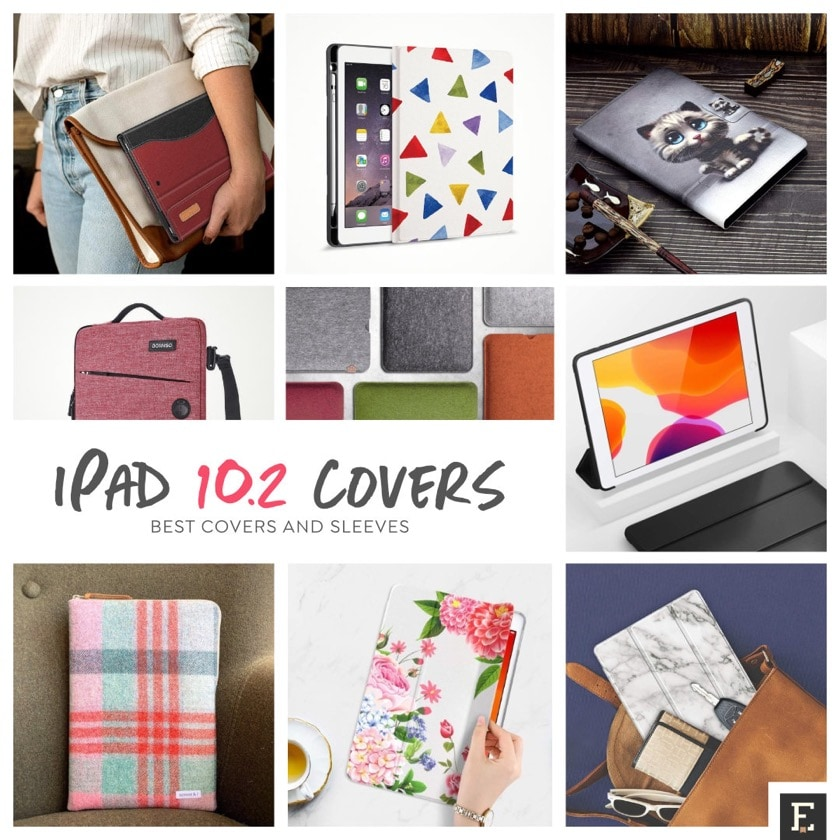 Best iPad 10.2 covers and sleeves