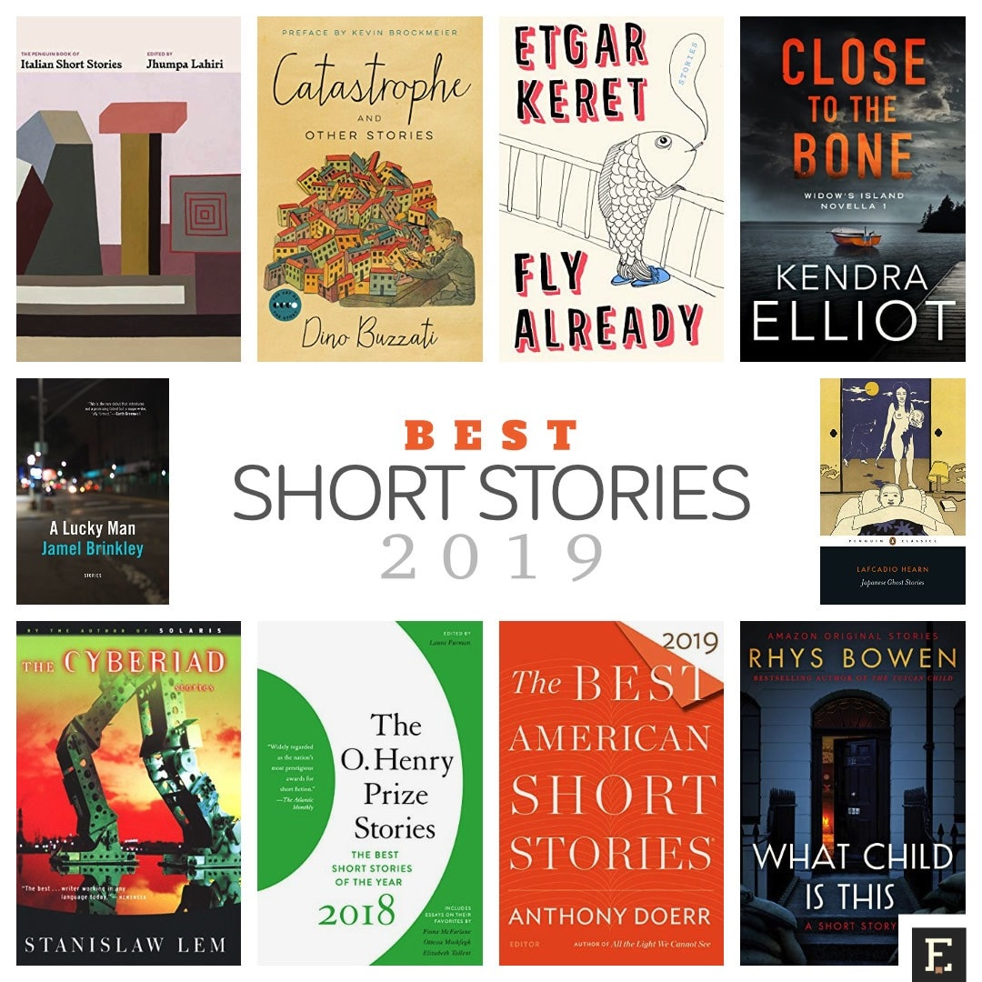 Most interesting short story collections to read in 2019