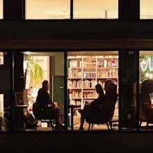 Cafe Nowa Cracow, Night of Bookstores