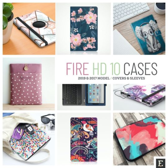 Best Amazon Fire 10 case covers and sleeves