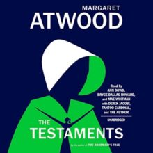 Best audiobooks 2019 - The Testaments by Margaret Atwood