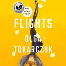 Best audiobooks to gift in 2019 - Flights by Olga Tokarczuk
