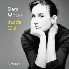 Best audiobooks to gift in 2019 - Inside Out by Demi Moore