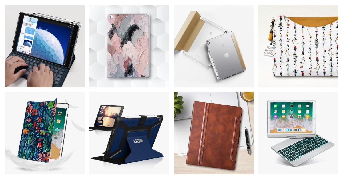 Faux Leather Rounded Corners Pen Pencil Case Holder Sleeve 4 Colors