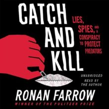 Catch and Kill Ronan Farrow - best audiobooks of 2019 so far