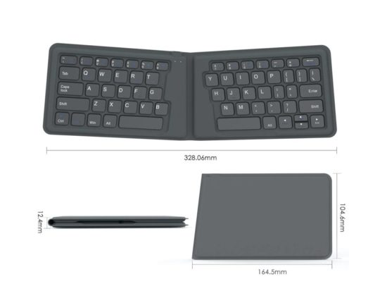 Compact Bluetooth keyboard by MoKo