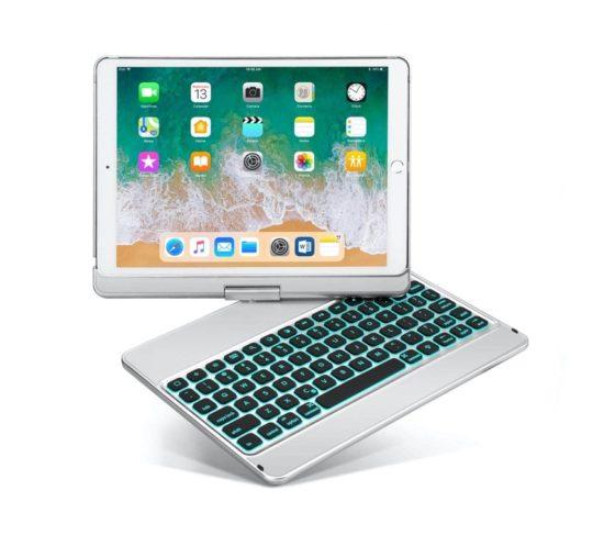 Convertible iPad Air 3 keyboard case