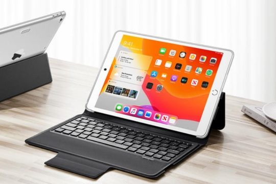 ESR iPad 10.2 case - perfect companion for Smart Keyboard