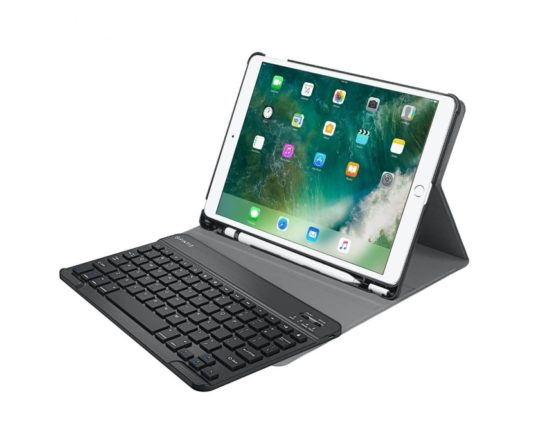 Fintie detachable Bluetooth keyboard case for iPad Air 3