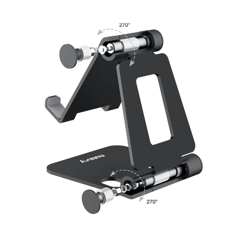 Nulaxy best reviewed tablet stand - fits all Amazon Fire tablets