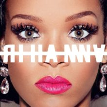 Rihanna visual autobiography - book cover