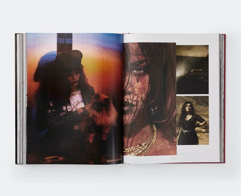 Rihanna S New Visual Autobiography Is Much More Than Your